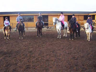Riding Lessons